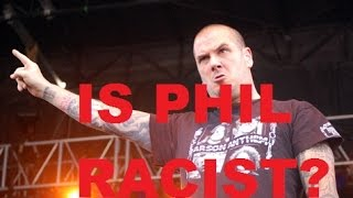 CKN Reacts to Phil Anselmo Being Racist (And To Robb Flynn's Response, Too)