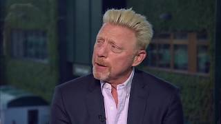 Boris Becker slams Nick Kyrgios ahead of Wimbledon | The Daily Serve