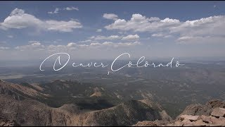 Denver, Colorado Travel Video | Rocky Mountains | Garden of the Gods