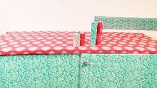 DIY Möbel gestalten | Kathi beklebt den Studioschrank mit Washi Tape! | Überraschung für Eva!