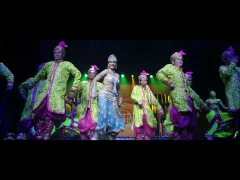 A Bollywood Dance Performance In Thailand | Cabaret Show In Bangkok