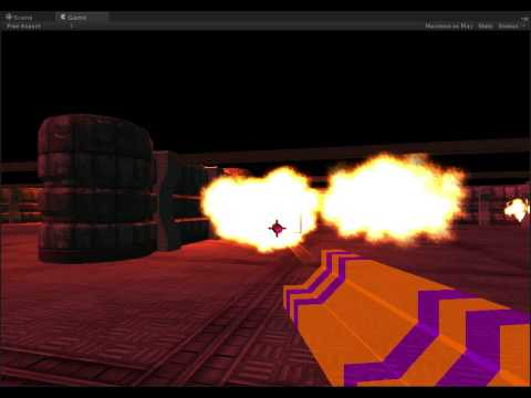 noobtuts - Unity First Person Shooter (FPS) Game