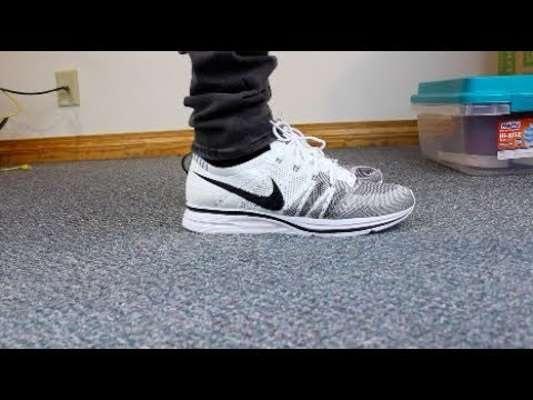 a043ad854e9e4 2017 NIKE FLYKNIT TRAINER  THE RETURN  REVIEW ON FEET!!! - YouTube