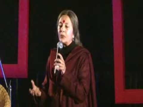 To conform or not in today's world: Brinda Karat at TEDxIIMRanchi