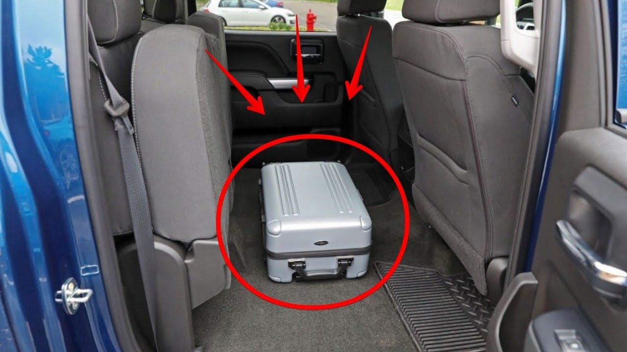 Look This 2017 Chevrolet Silverado 2500hd Interior