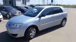 Купить  Toyota Corolla (Тойота Королла) 2004 г. с пробегом бу в Балаково. Элвис Trade in центр