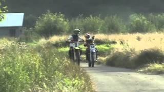 """Gambar cover Zabawy na motorkach. Tor """"U Kuby"""""""