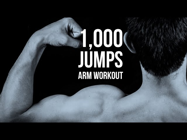 1,000 Jump Workout: Arm Day