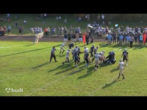 Robert Schumacher Defensive 2013 Football Highlights- John Jay High School (E. Fishkill)