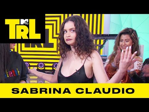 Sabrina Claudio Talks Touring With '6LACK' & Shaping Her Sound | TRL Weekdays at 4pm