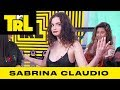 Sabrina Claudio Talks Touring With 6LACK Shaping Her Sound TRL Weekdays At 4pm mp3