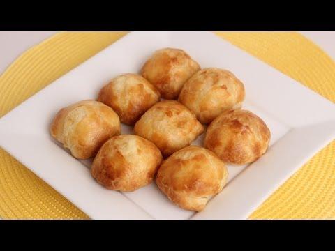 Potato Puffs Recipe - Laura Vitale - Laura in the Kitchen