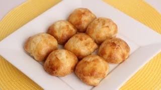 Potato Puffs Recipe - Laura Vitale - Laura in the Kitchen Episode 515