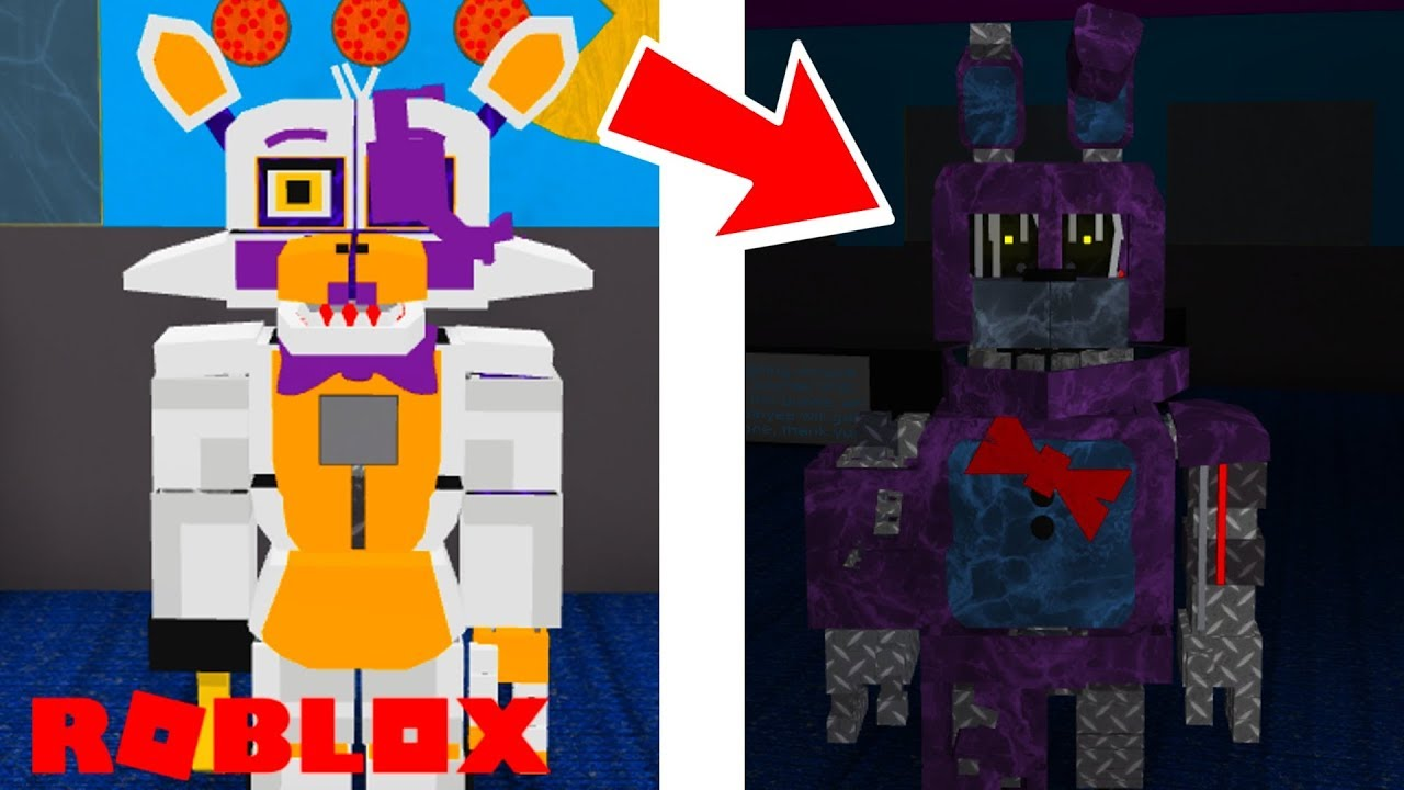 Becoming All Ignited Animatronics In Roblox The Pizzeria Rp Finding All Of The Secret Animatronics In Roblox Fnaf Captain Lolbit S Arcade Roblox Gaming Let S Play Index