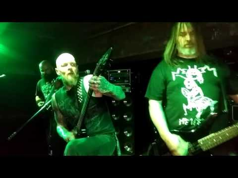 Engage the Threat at The Piranha Bar Montreal, QC Oct 28th 2016