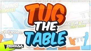 SIMON'S EXCUSES | Tug The Table (with Simon)