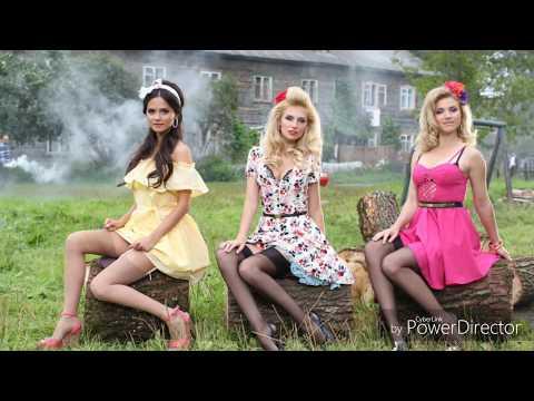 ФАБРИКА - А я за тобой. Учим русский язык. Текст песни.