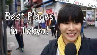 Best Places in Tokyo According to Japanese People (Interview)