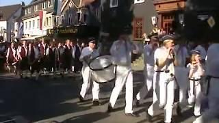 Schützenfest Warstein 2000 - Umzug und Parade
