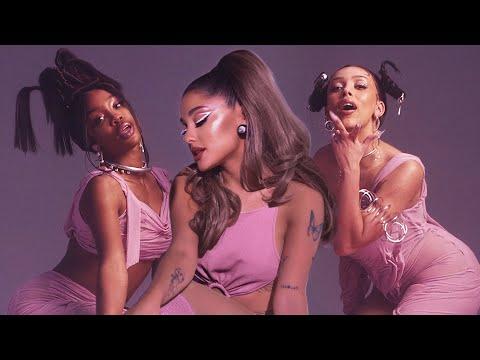 Ariana Grande – Kiss Me More (with Doja Cat & SZA)