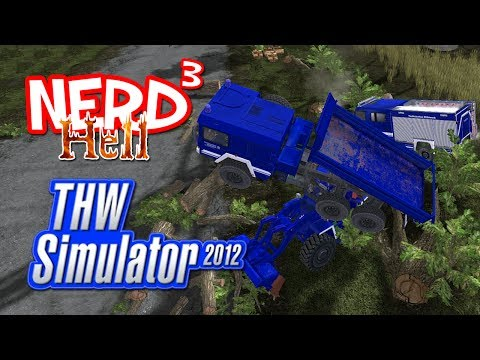 Nerd³'s Hell... THW Simulator 2012