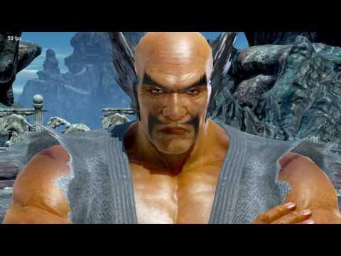Copy of Tekken7 session Mr. Serious/Kyox0/caladbro $$$ Unreal Heihachi