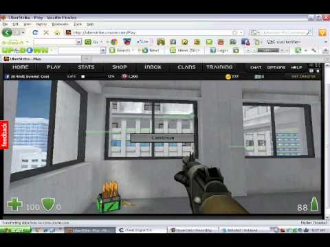 Uberstrike Hack Ammo
