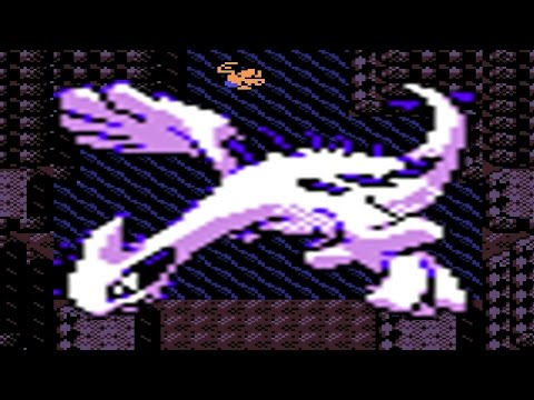 How to find Lugia in Pokemon Crystal