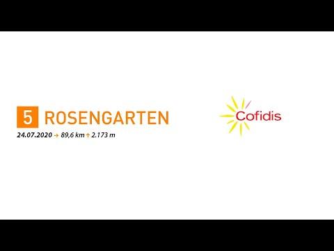 """5° Stage """"Rosengarten"""" 2020 - Volo d..."""