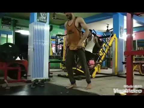 Acrobatics fitness