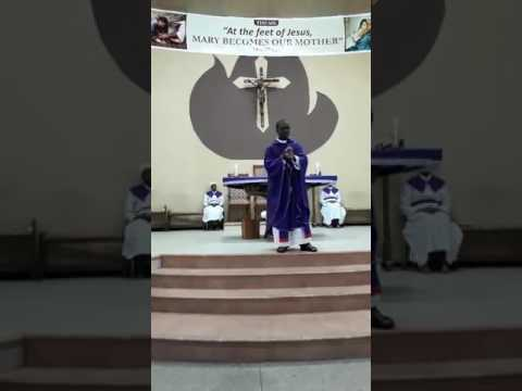 Live Talk By Fr Anthony Agnes - The Triduum (Nima - Accra, 04-04-2017)
