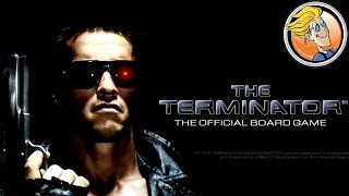 The Terminator: The Official Board Game — game preview at GAMA Trade Show 2017