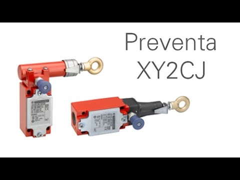 Presentation Preventa Xy2cj Emergency Rope Pull Switch