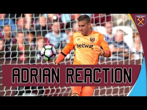 ADRIAN: 'I'M DELIGHTED TO BE BACK' 👏