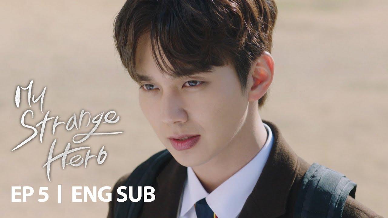 What is Yoo Seung Ho Doing Here? [My Strange Hero Ep 5]