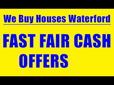 We Buy Houses Waterford - CALL 248-971-0764 - Sell House Fast Waterford