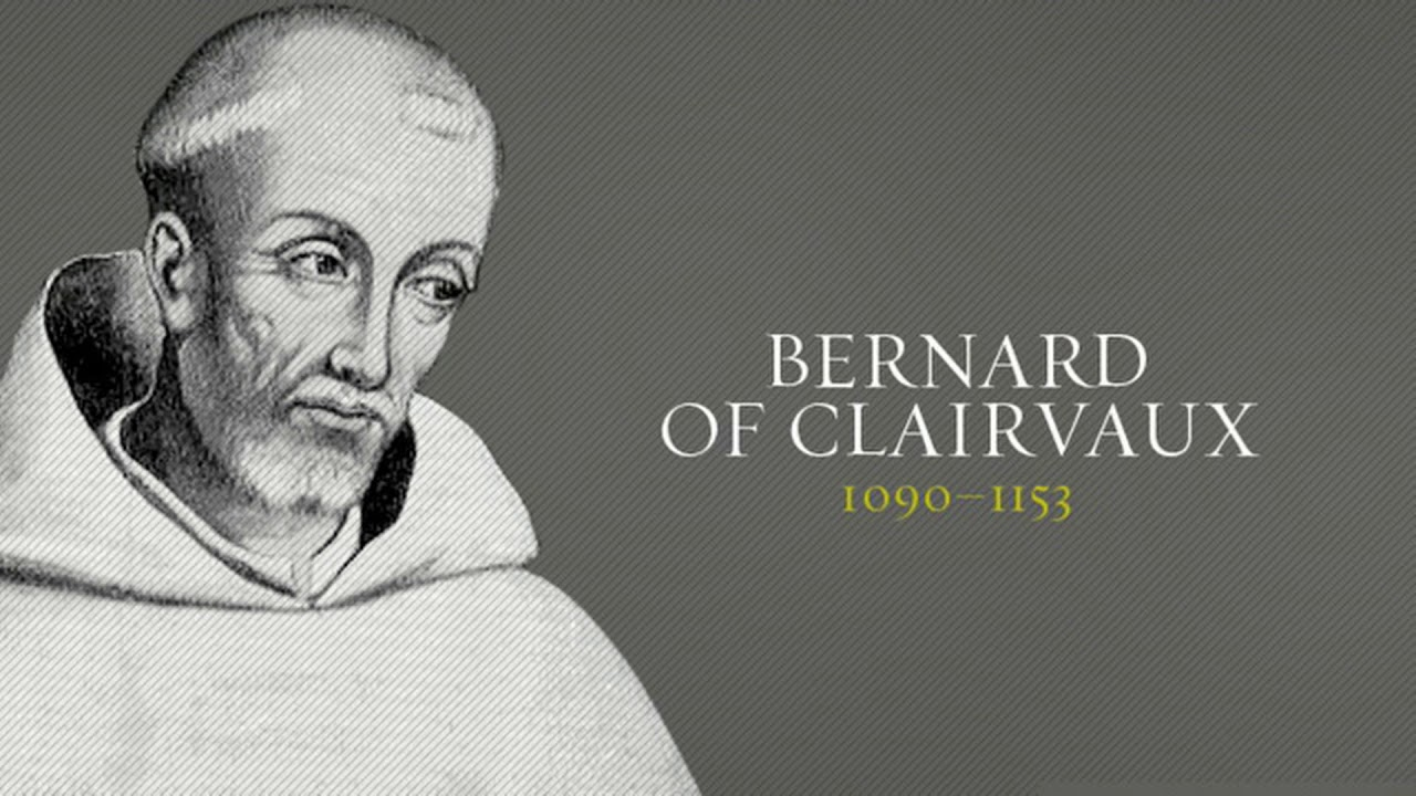 st bernard of clairvaux on loving god