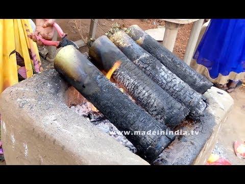 HEALTHY CHICKEN BIRYANI IN THE WORLD | Bamboo Chicken Biryani | JUNGLE CHICKEN | Bongulo Chicken