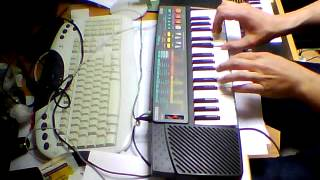 Casio SA-35 close encouters of the 3th kind variatie