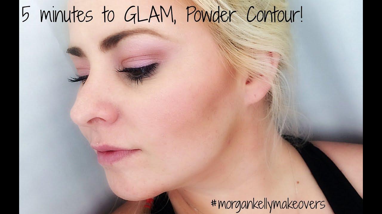 Quick powder contour everyday busy mom contour 5 minutes to quick powder contour everyday busy mom contour 5 minutes to glam ccuart Gallery