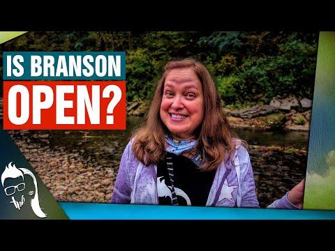 Branson 2020 | Is Branson Missouri Open