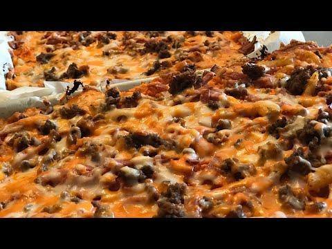 Dinner: Pasta Casserole. Fast And Easy Recipe