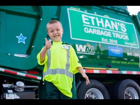Ethan Cleans Up Sacramento