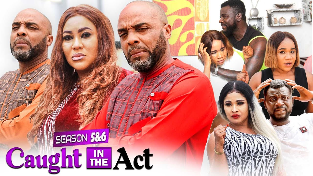 Download CAUGHT IN THE ACT PART 5 (New Hit Movie) KALU IKEAGWU 2021 LATEST NIGERIAN MOVIE/ NOLLYWOOD MOVIE