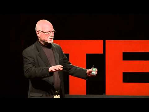 From Armadillos to Monkeys: Charles Jennings at TEDxBend