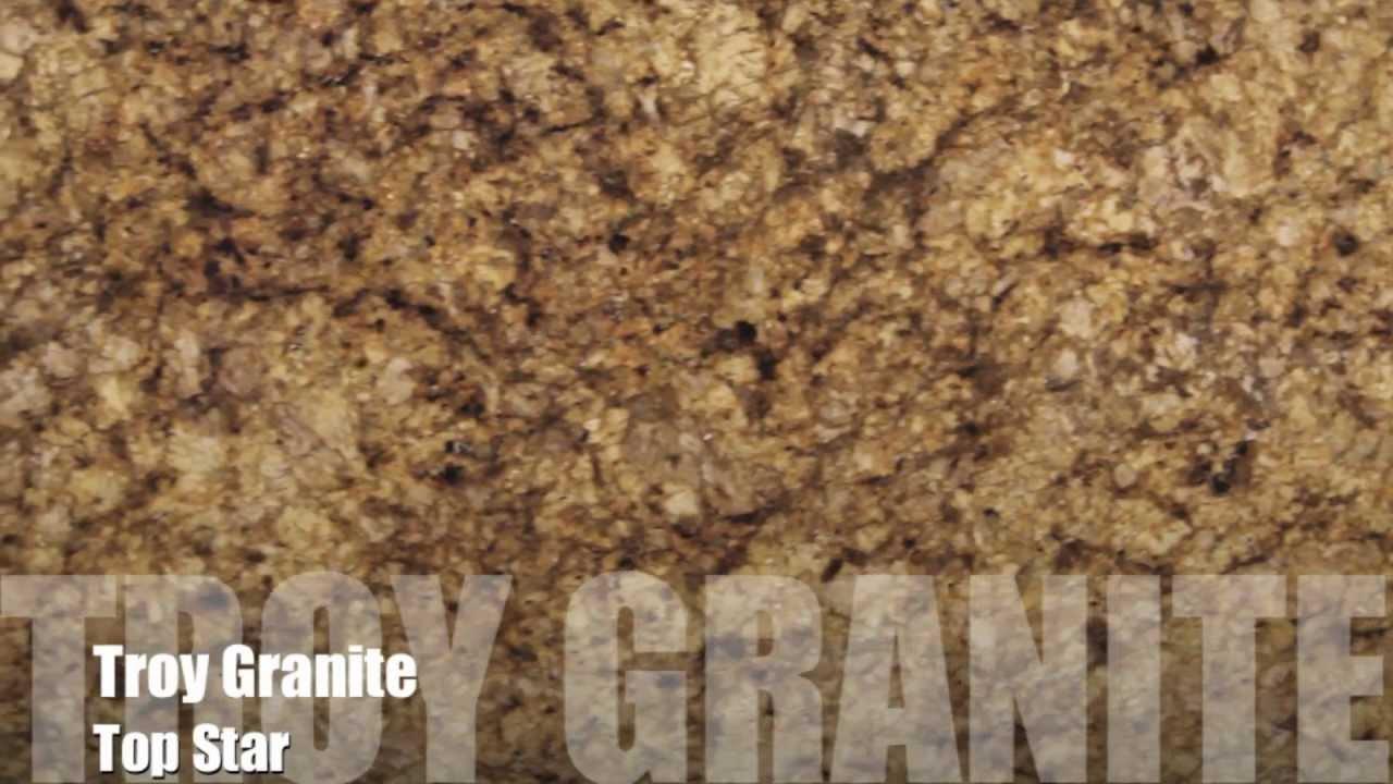 Top Star Granite Countertop By Troy Granite Youtube