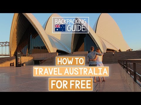 How to Travel Australia for FREE | Backpacker's Guide