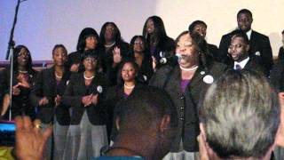 Wiley College Choir