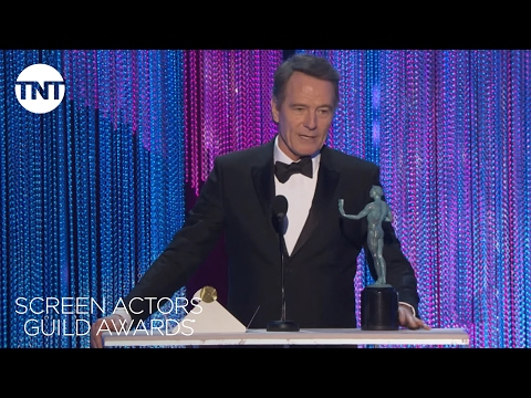 Bryan Cranston: Acceptance Speech | 23rd Annual SAG Awards | TNT