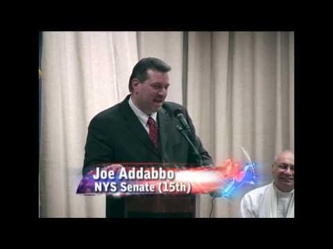 Sen. Joe Addabbo Ceremonial Inauguration - Ceremony and Speech